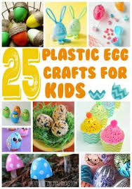 Easter Decorations Using Plastic Eggs by Russian Nesting Dolls Diy Craft For Kid Using Plastic Easter