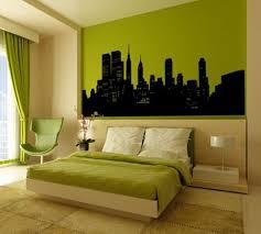 wandgestaltung in grün wandgestaltung schlafzimmer grün grau übersicht traum schlafzimmer