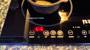 induction cooktop not working youtube