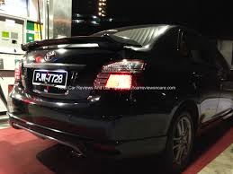 modified street cars toyota vios review in penang