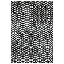 Indoor Outdoor Rug Runner Indoor Outdoor Rug Runner Found It At Woven Black Ivory