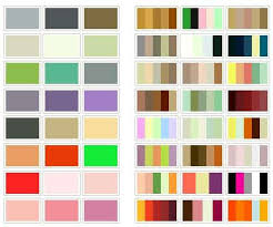 color based social networking colourlovers com celebrates all shades