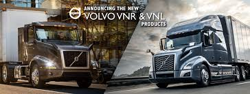 volvo commercial truck dealer volvo trucks unveils new vnl series nextran