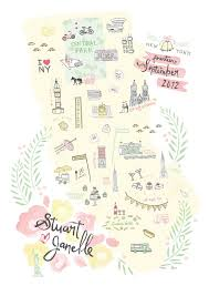 How Much Are Wedding Invitations Best 25 Wedding Maps Ideas On Pinterest Illustrated Map Wedding