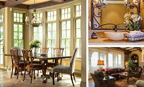 Tuscan Dining Room Tuscan Style Decorating Wayfair