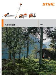 stihl catalogue 2012 by tvm studio peneff issuu