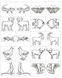 noah u0027s ark animals coloring pages vbs pinterest preschool