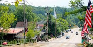 this small town is historic quaint and actually really scary