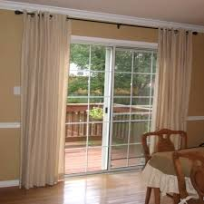 Glass Door Curtains Overwhelming Drapes Sliding Glass Doors Door Curtains Inside Slide