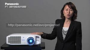panasonic pt ar100u replacement l panasonic pt ar100 pt ah1000 home cinema projector introduction