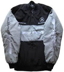 mercedes amg apparel mjmb7065 mercedes bens amg f1 team jacket size m car
