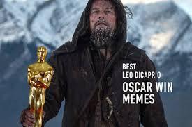the best leonardo dicaprio oscar memes highsnobiety