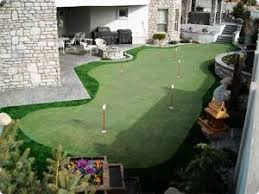 Small Backyard Putting Green Best 25 Backyard Putting Green Ideas On Pinterest Outdoor