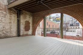 soho apartment for sale has a cat tunnel and color changing powder