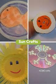 sun crafts your kids will like