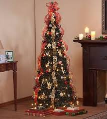 collapsible christmas tree fully decorated collapsible christmas tree www indiepedia org