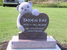 infant headstones legacy monuments infant memorial headstone gallery made from