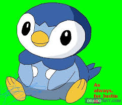 how to draw piplup step by step pokemon characters anime draw