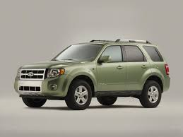 2011 ford escape hybrid information and photos zombiedrive
