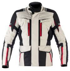 motorcycle touring jacket spyke pathfinder waterproof jacket touring jackets grey black
