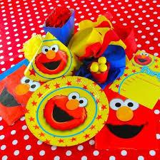 Elmo Party Decorations Walmart 146 Best Sesame Street Elmo Party Ideas Images On Pinterest Elmo