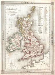 map uk ireland scotland file 1852 vuillemin map of the isles ireland