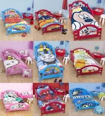 Toy Story Cot Bed Duvet Set Disney Kids Tv Characters Junior Toddler Cot Bed Duvet Cover Set