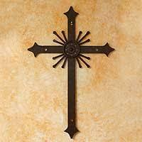 crosses wall decor central american crosses at novica