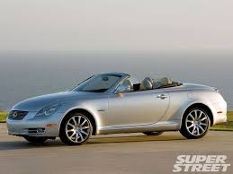 lexus 10 years old lexus sc430 4x4 news photos and reviews
