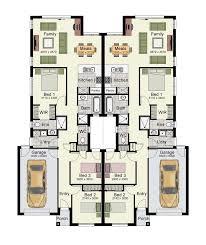Duplex Townhouse Plans 28 Duplex House Plans Designs 2 Car Garage Duplex Plans
