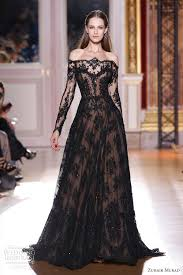 black wedding dress looking and modest with black wedding dresses with sleeves