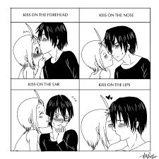 Love Memes Tumblr - cute love drawings tumblr cute love drawings cute kiss meme by
