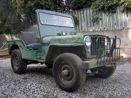 willys jeep truck for sale willys barn finds