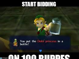 Link Meme - start bidding good job link meme on memegen