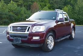 Ford Explorer Pickup - ford explorer sport trac alpha auto solutions