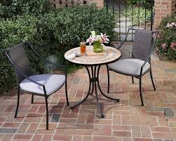 Garden Bistro Table Garden Outdoor Best Bistro Table And Chairs For Home Furniture