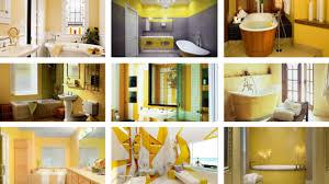 12 sunny yellow bathroom design ideas decorextra