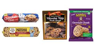 chocolate chip cookie taste test toll house pillsbury