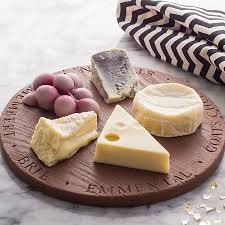 chocolate cheese board for after dinner by choc on choc