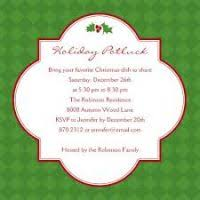 potluck invitation wording decore