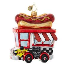 radko food ornaments christopher radko for sale free shipping