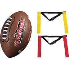 Flag Football Tips Franklin Sports Mini Playbook Flag Football Set Walmart Com