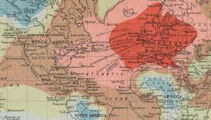 Distance Map 1906 Isochronic Distance Chart Socalgis Org