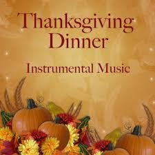 thank you thanksgiving dinner instrumental