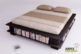 costruire letto giapponese letti giapponesi design contenitori libreria a soppalco