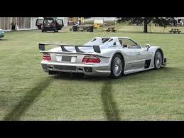 mercedes clk gtr roadster mercedes clk gtr rally stage and powerslides