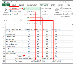 How Do You Do Excel Spreadsheets Your Excel Formulas Sheet 15 Tips For Calculations And