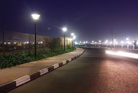 Poles For String Lights by White Led Pole Lights Street Led Pole Lights Modules U2013 Lighting