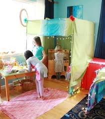 Build A Backyard Fort Fort Magic Build A Fort Kit For Kids The Artful Parent