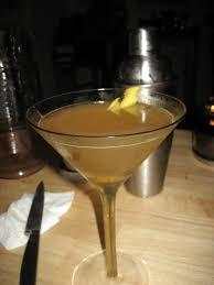 martini pear pear ginger infused vodka corkandspoon